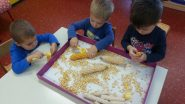 Leptirići su obilježili Dane kruha