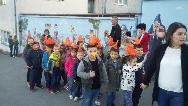 "Pilići iz ""Male škole"""
