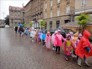 FOTO: Zvjezdice II na izletu u Zagrebu