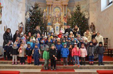 Djeca posjetila crkvu Sv.Vida u Pitomači