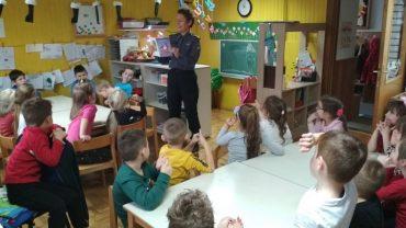 """U suradnji Dječjeg vrtića """"Potočnica"""" i PU Virovitičko-podravske održane radionice s djecom u srednjim i starijoj odgojnoj skupini"""