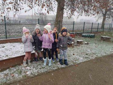 Zimske radosti u Vrapčićima