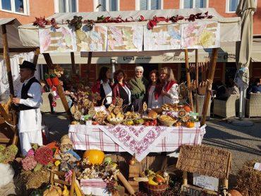 "Dječji vrtić ""Potočnica"" sudjelovao na svehrvatskoj smotri Dani kruha – dani zahvalnosti za plodove zemlje"