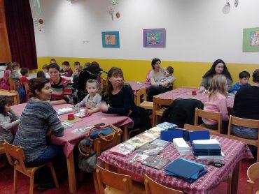 Božićna radionica za roditelje i djecu