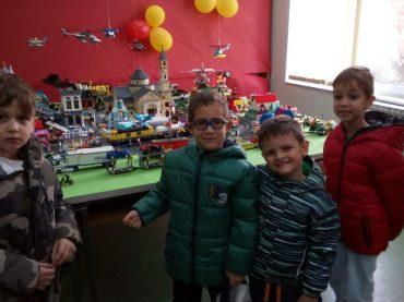 Pčelice posjetile LEGO izložbu