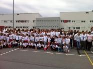 FOTO: Olimpijski dan s prijateljima iz Osnovne i Srednje škole Pitomača