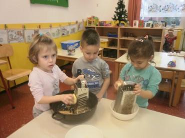 Leptirići: Pogledajte naše božićne kolače :)