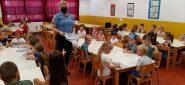 """""""Ne ostavljajte djecu u autu!"""": Policija posjetila dječji vrtić Potočnica Pitomača"""