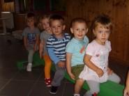 Zečići – prvi dani u novoj pedagoškoj godini
