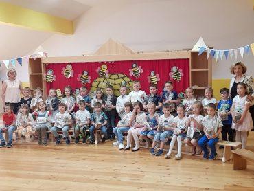 Održana završna svečanost vrtićkih maturanata Dječjeg vrtića Potočnica Pitomača
