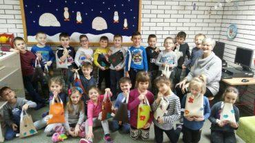 Grupu Pčelice posjetila Ivka Mađar iz udruge Čuvarice kulturne baštine