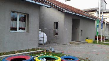 Započela energetska obnova zgrade Dječjeg vrtića Potočnica